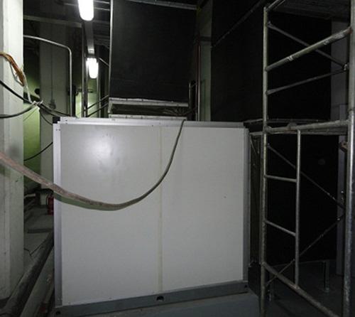 半导体废气处理