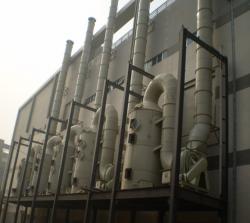 制药厂废气处理