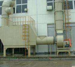 印刷厂废气处理