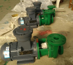 FP系列耐腐蚀离心泵
