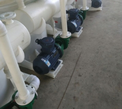 朔州水喷射真空泵机组一排