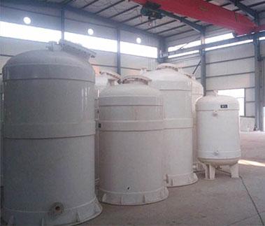 聚丙烯储罐设备
